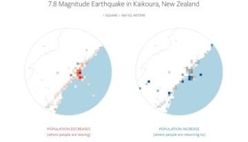 Facebook ofrecerà datos puntuales a organizaciones en caso de desastres