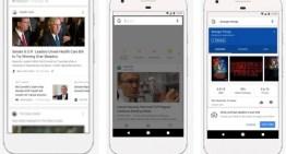Google Feed, el nuevo sistema de noticias recomendadas de Google