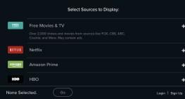 Reelgood, sitio web que nos ayuda a consultar el catalogo de servicios de streaming como Netflix, Prime Video o HBO Go