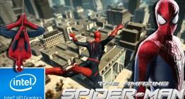 Intel se asocia con Sony Pictures Virtual Reality para experiencia de realidad virtual con Spider-Man