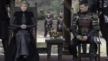 Lena Headey as Cersei Lannister and Nikolaj Coster-Waldau as Jaime Lannister – Photo: Macall B. Polay/HBO