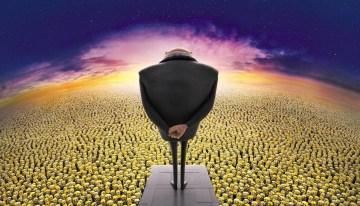 Mi Villano Favorito es la franquicia de películas animadas con más ingresos de la historia