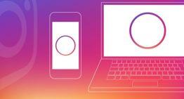 La función historias de Instagram llega a la versión web