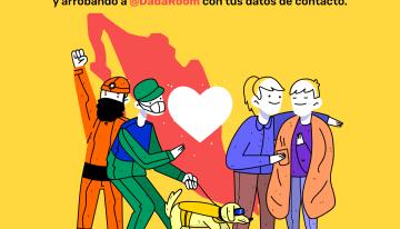 #MiCasaEsTuCasa para los afectados por el sismo