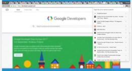Go to Tap, extensión de Google Chrome para organizar todas las pestañas