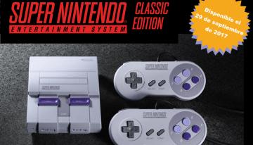 Nintendo incrementa el inventario de Super NES Classic Edition; NES Classic Edition regresa en el 2018