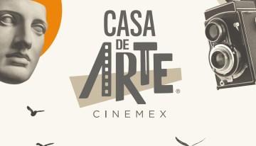 Cinemex presenta las nuevas sedes y salas de Casa de Arte