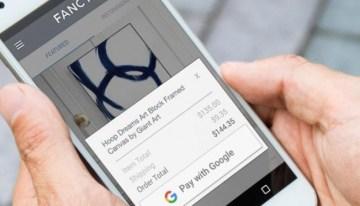 Pay with Google, el nuevo botón para realizar pagos de Google