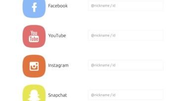 Shuuka, herramienta para usar un mismo enlace en todas tus cuentas de redes sociales