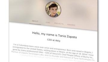 Torre Bio, sitio que permite crear un atractivo Currículum de forma gratuita