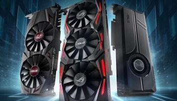 Nvidia presenta la GeForce GTX 1070 Ti