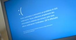 Usuarios reportan la aparición de la pantalla azul de la muerte tras actualizar Windows Creators Update