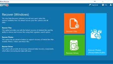 Remo Recover, una herramienta que te permite recuperar archivos borrados accidentalmente