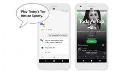 Google Assistant nos permitirá controlar Spotify