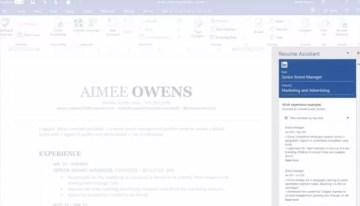 Pronto podrá enviar tu Currículum a LinkedIn desde Microsoft Word