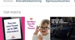Instagram realiza pruebas para que los usuarios puedan seguir hashtags