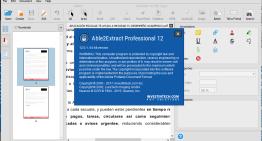 Able2Extract Professional 12, la forma más rápida de convertir archivos PDF a otros formatos
