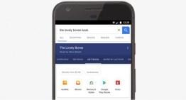 Google ahora incluye Audiolibros dentro de sus búsquedas
