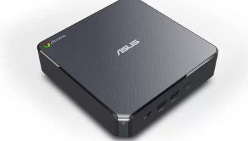 Chromebox de ASUS llega a la tercera generación #CES2018