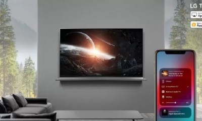 LG TV AI ThinQ 2019