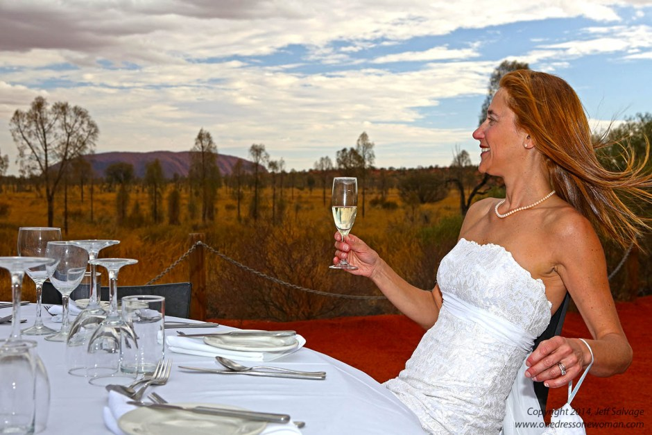 Sounds of Silence Dinner - Uluru, Australia