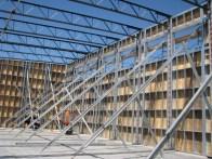Amador Elementary School Construction Site Dublin California 1