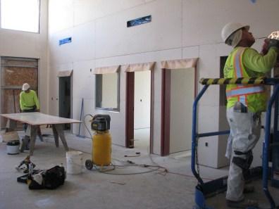 Amador Elementary School Construction Site Dublin California 7