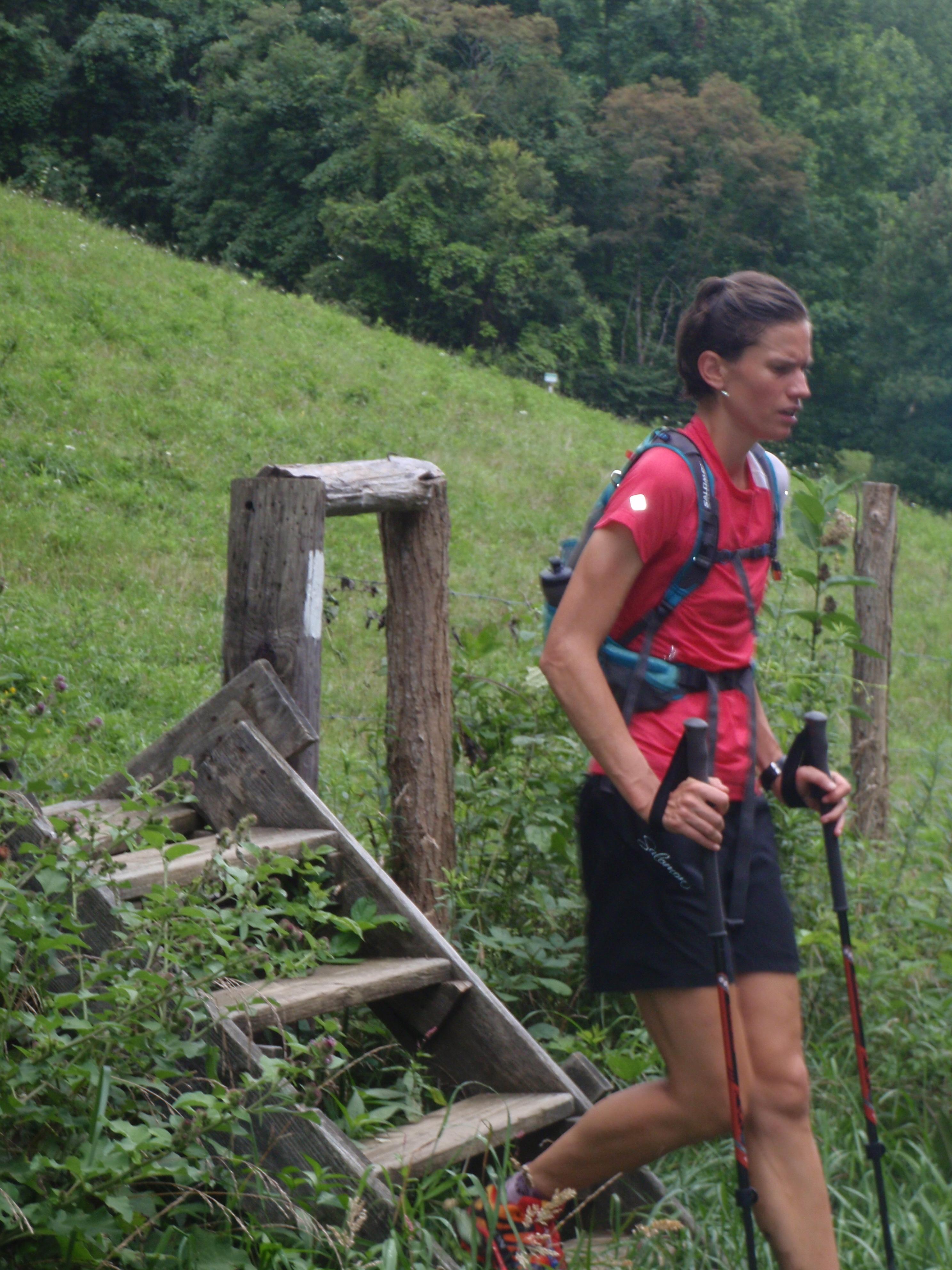 National Geographic Adventurer of the Year Jennifer Pharr