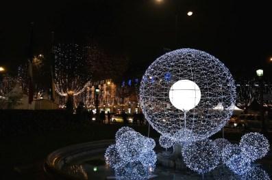 Champs Elysees Lights