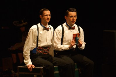 Pacific Coast Repertory Theatre - Forever Plaid - 11