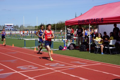 Dublin High School Distance Fiesta 7