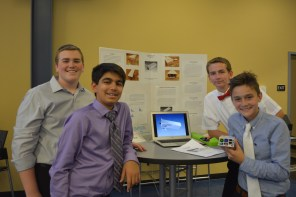 Dublin High School Engineering Entrepreneur Competition 2015 Project Presentation 6