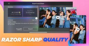 4k Ultra HD Export