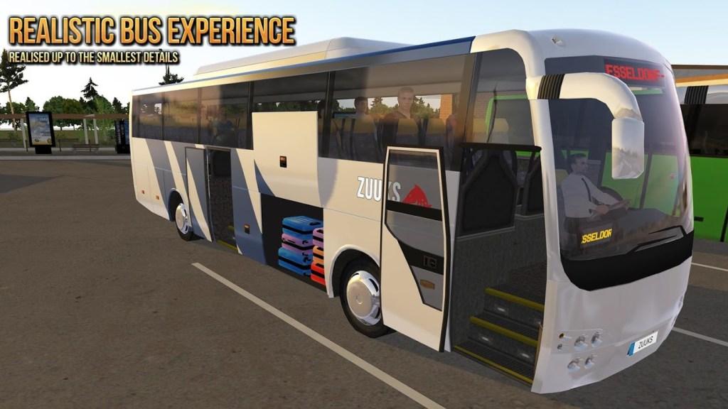 Bus Simulator Ultimate app 2021