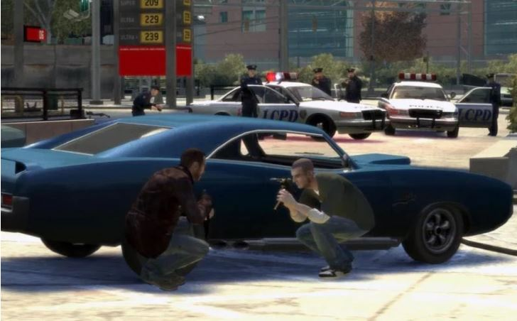 What is GTA 4 Mod Apk Unlimited
