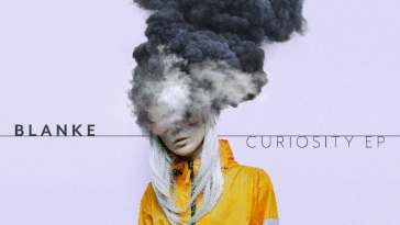 Blanke - Curiosity EP Cover Art