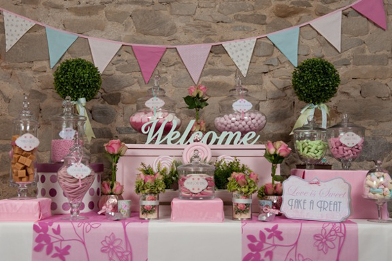 Wedding Candy Buffets Wedding Sweet Bars Sweet Treat Co  OneFabDaycom