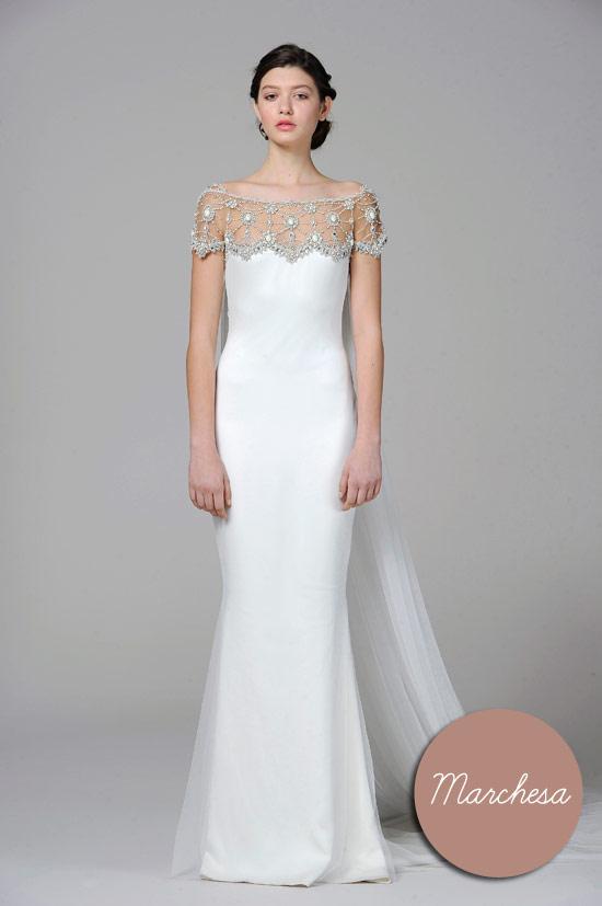 Marchesa Bridal 2013 Marchesa Wedding Dresses 2013