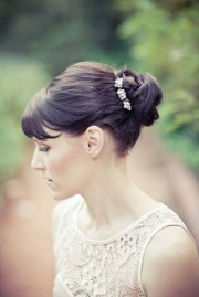 bangs 5 fringe friendly wedding