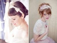 Got Bangs? 5 Fringe Friendly Wedding Hairstyles ...