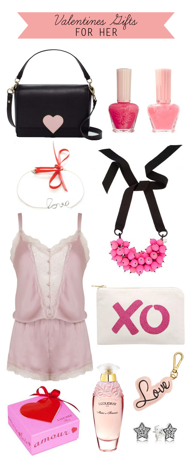10 Gorgeous Valentines Gifts For Her Stuff We Love