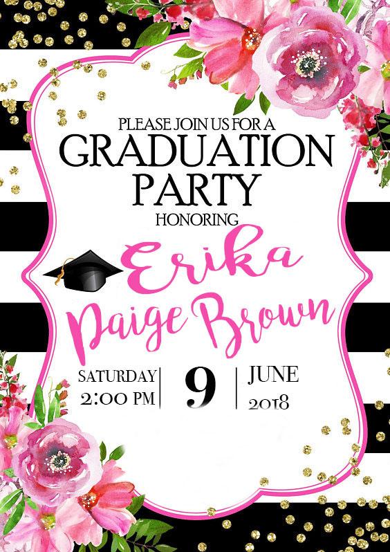Front of Graduation Invitation edited