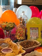 Birthday Party Fiesta