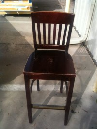 Tons of Used Restaurant Furniture Just Arrived!  One Fat Frog