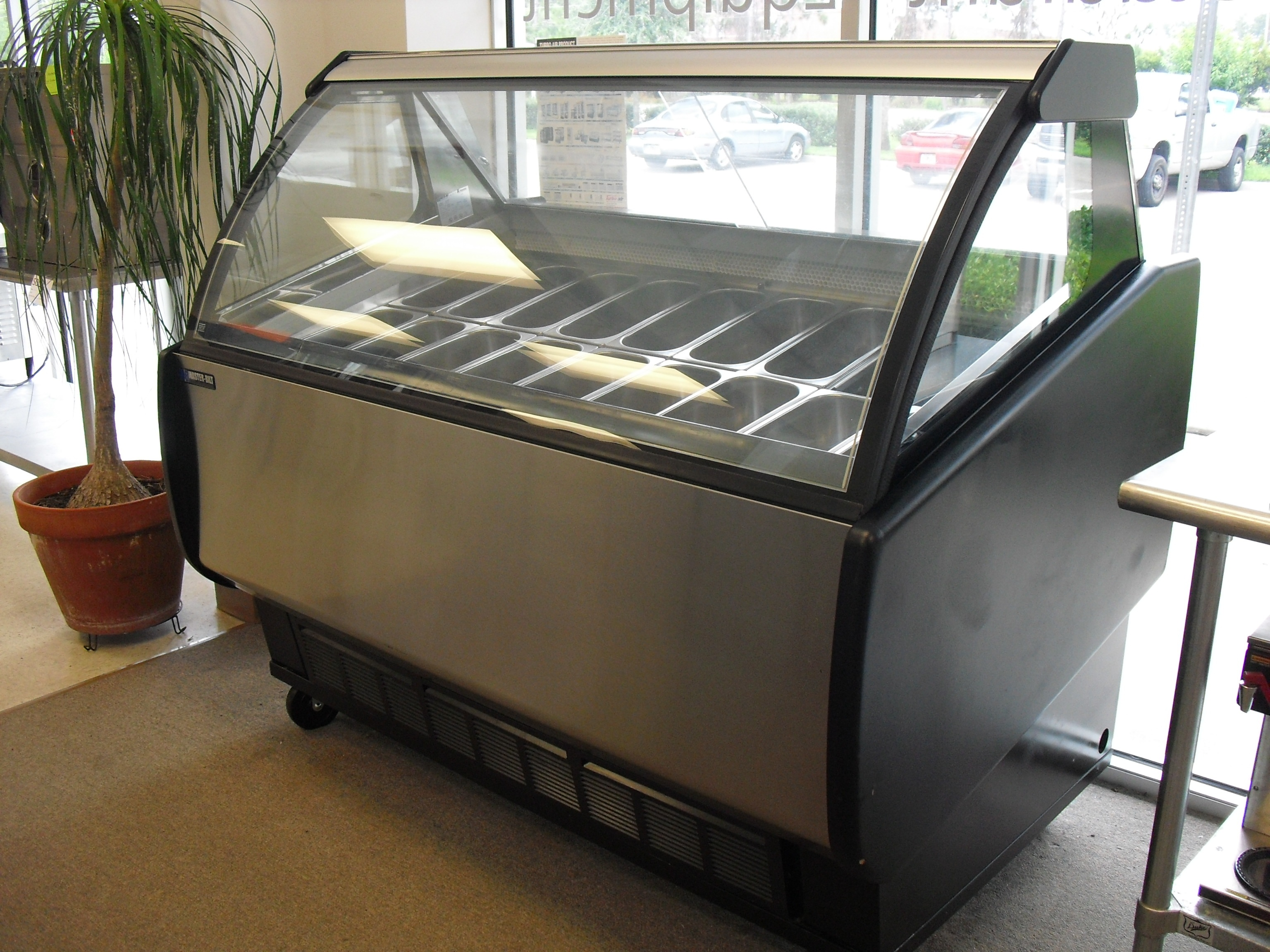 kitchen equipment for sale wood set fantastic gelato bakery  one fat frog