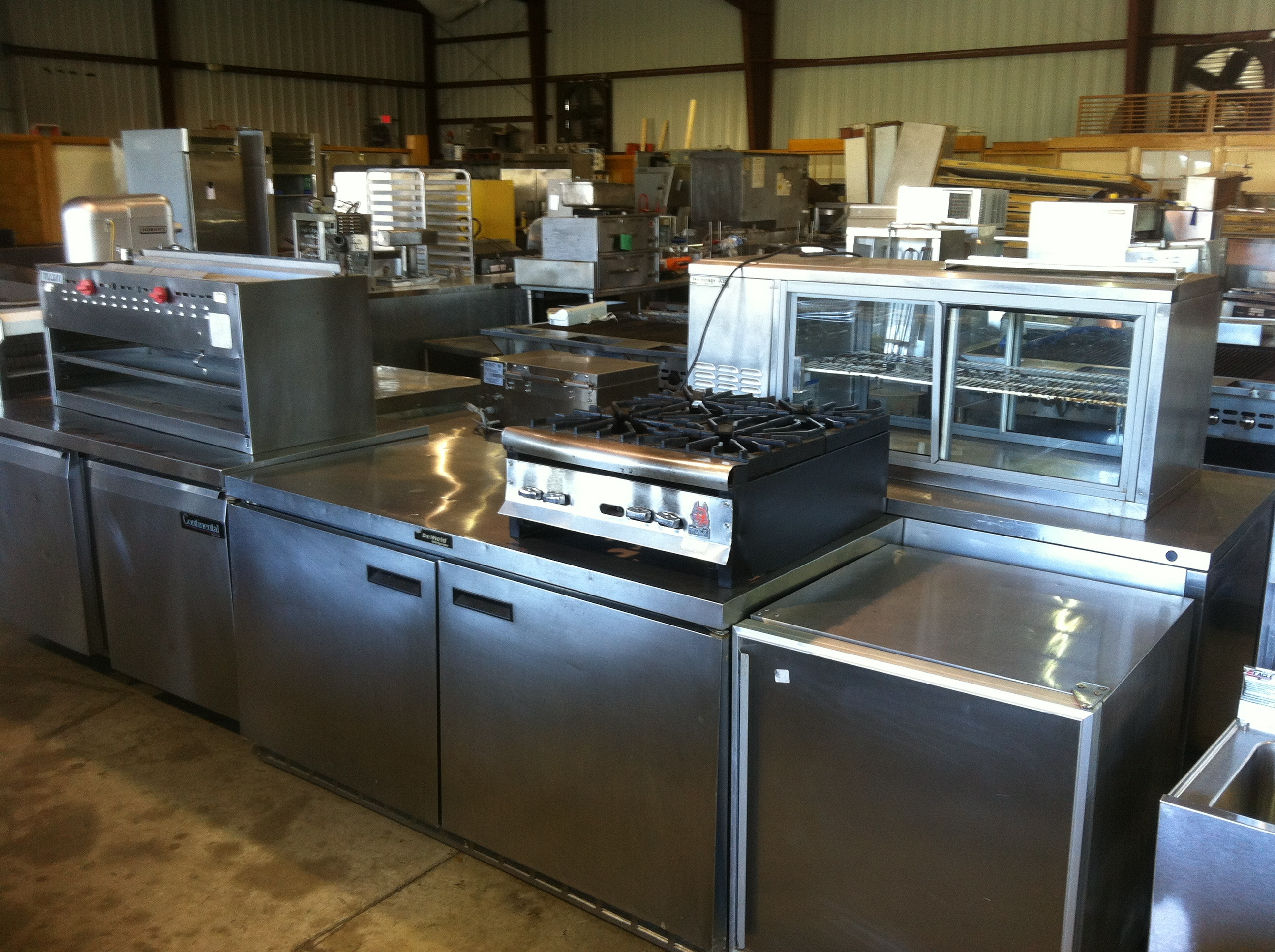 Free Delivery of Commercial Restaurant Equipment  Frog Technical Website