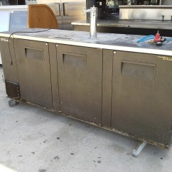 Used Restaurant Chairs For Sale Lightweight Camping True Kegerator And Other Bar Equipment On