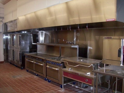 FAQ Definition Commercial Kitchen Cooking Station Versus Line  One Fat Frog