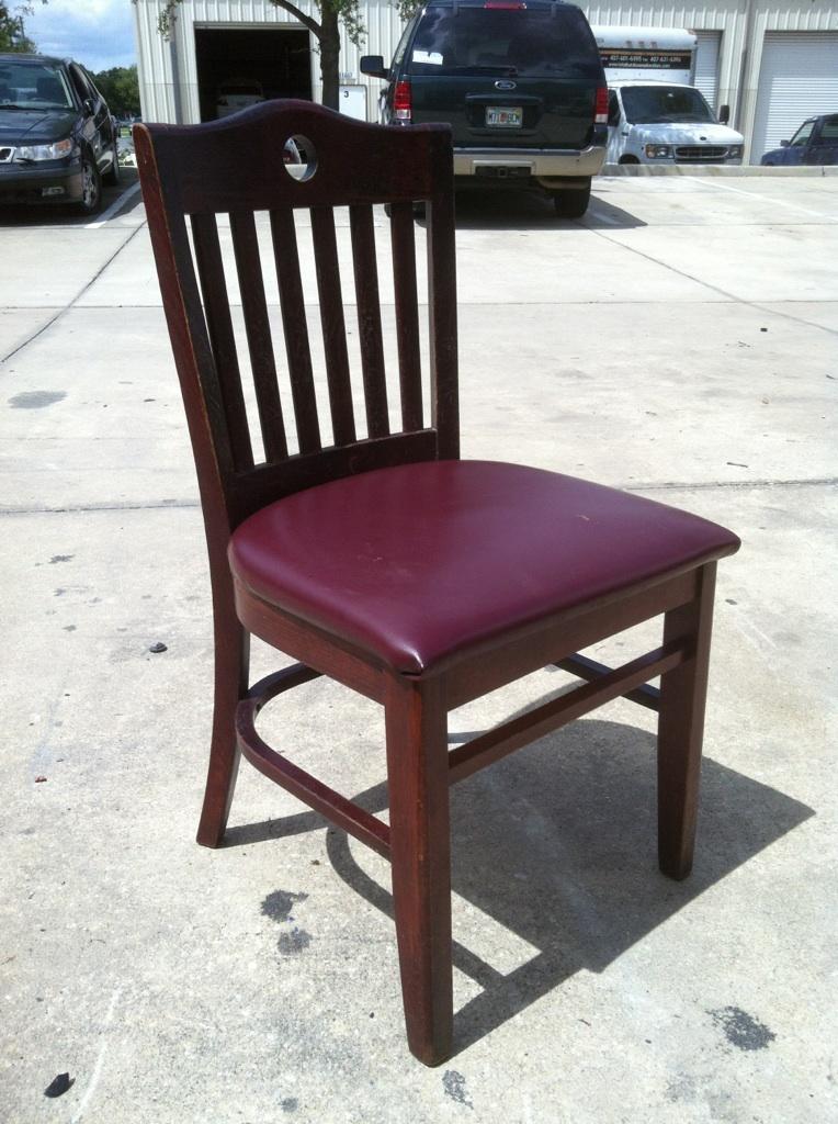 used restaurant chairs velvet armchair australia for sale 150 can split one fat frog