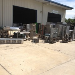 Kitchen Equipment For Sale Corner Shelf Stainless Steel Miles Used Restaurant